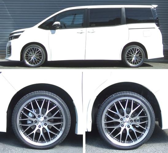 新型ヴォクシー ZRR80W 車高調 『 Best☆i ...: minkara.carview.co.jp/userid/255681/blog/32557828
